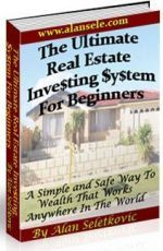 """The Ultimate Real Estate Inve$ting $y$tem For Beginners"""